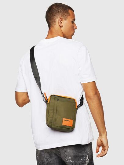Diesel - ODERZO, Dark Green - Crossbody Bags - Image 7