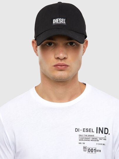 Diesel - T-DIEGOS-N21, White - T-Shirts - Image 3