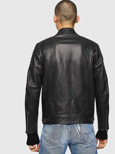 Diesel - L-SHIRO,  - Leather jackets - Image 2