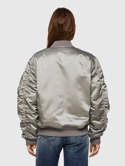 Diesel - G-MA-ONE-REV, Grey - Jackets - Image 2