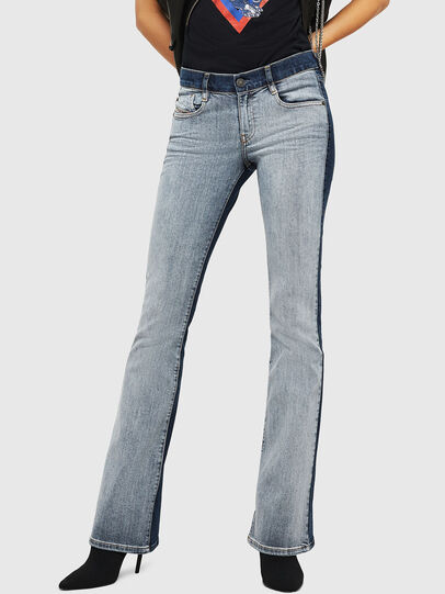 Diesel - D-Ebbey 069GR, Medium blue - Jeans - Image 1