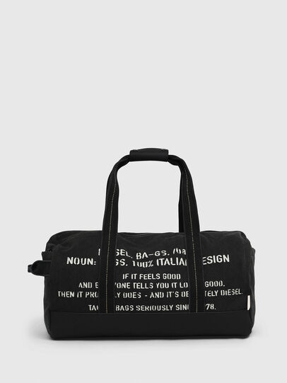 Diesel - D-THISBAG TRAVEL BAG,  - Travel Bags - Image 1