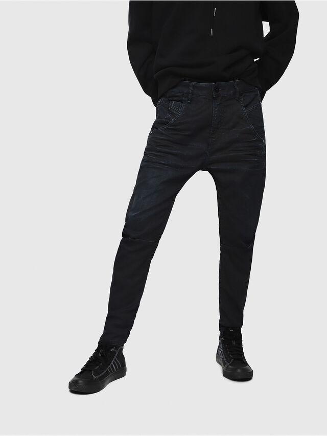 Diesel - Fayza JoggJeans 069FV, Dark Blue - Jeans - Image 1