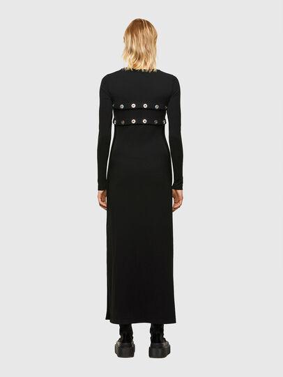 Diesel - D-RASPERY, Black - Dresses - Image 2