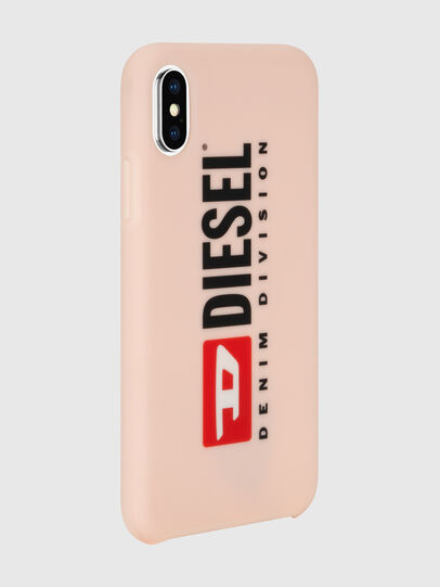 Diesel - DIESEL PRINTED CO-MOLD CASE FOR IPHONE XS & IPHONE X, Face Powder - Cases - Image 5