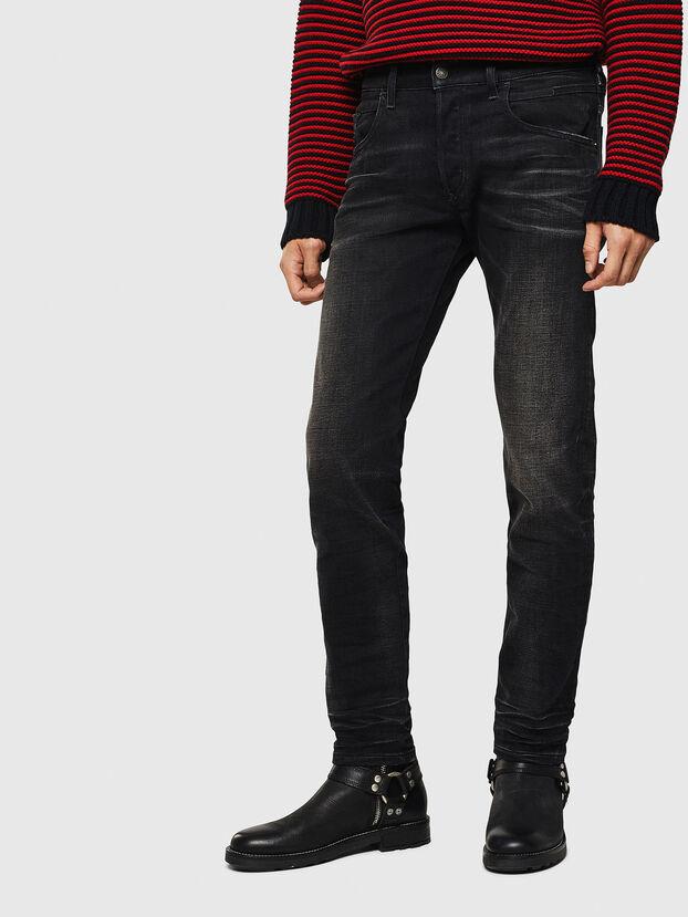 D-Bazer 0098B, Black/Dark grey - Jeans