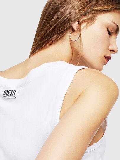 Diesel - T-TRIXY, White - T-Shirts - Image 5