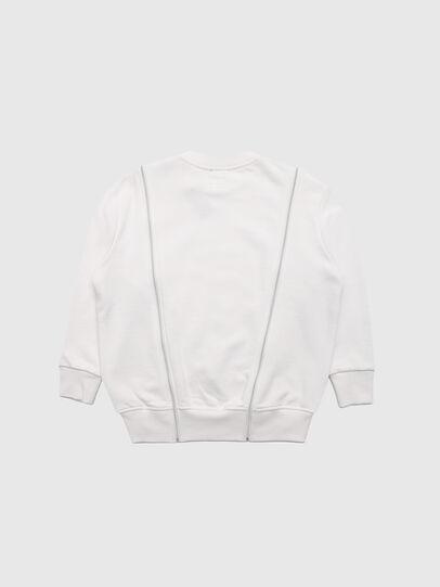 Diesel - SGEORGIA, White - Sweaters - Image 2