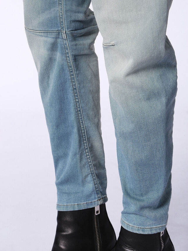 FAYZA JOGGJEANS 0688Z, Light Blue