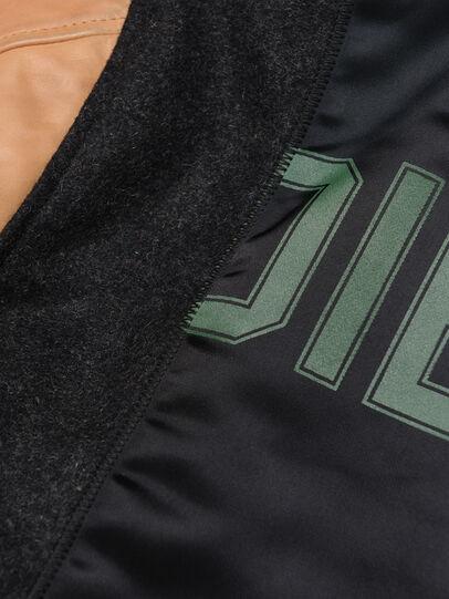 Diesel - JLANTON, Black - Jackets - Image 5