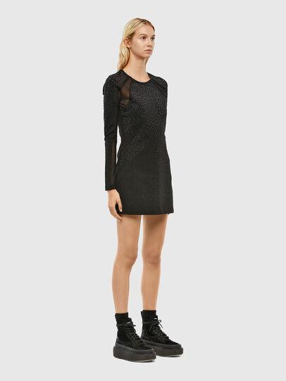 Diesel - D-BRILLA, Black - Dresses - Image 5