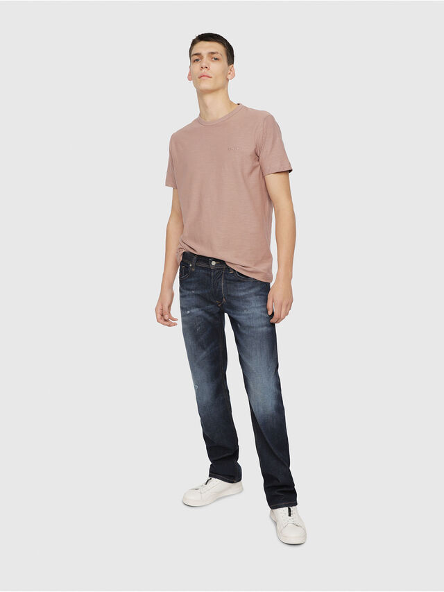 Diesel - Larkee 087AN, Dark Blue - Jeans - Image 4