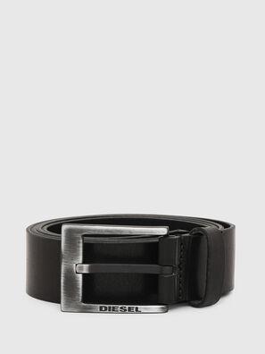 B-SPAZZO, Black - Belts