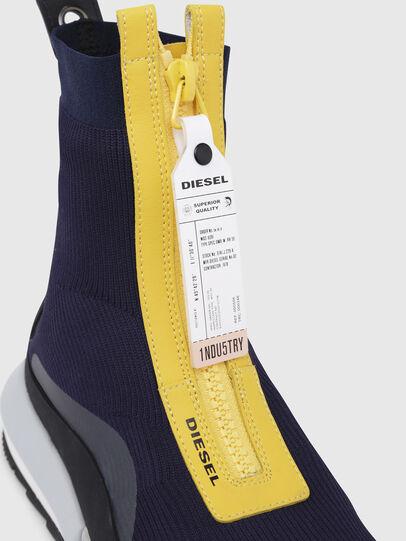 Diesel - H-PADOLA MID ZIP,  - Sneakers - Image 4