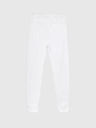 Diesel - P-TARY-LOGO, White - Pants - Image 2