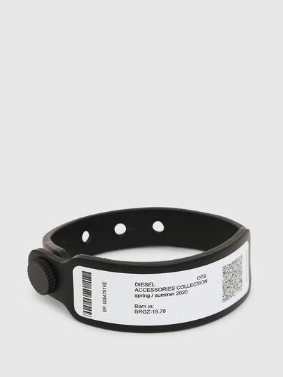 Diesel - A-WARD, Black - Bijoux and Gadgets - Image 2