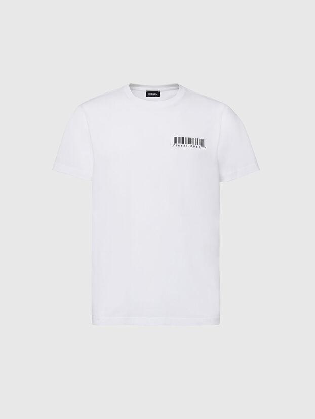 T-DIEGOS-X67, White - T-Shirts