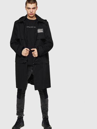 Diesel - J-KODORY, Black - Jackets - Image 5