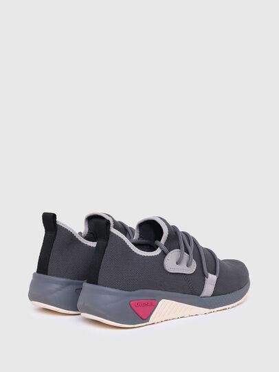 Diesel - S-KB SLE W, Grey - Sneakers - Image 3