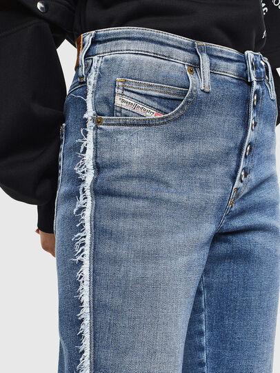 Diesel - Babhila 009AA, Medium blue - Jeans - Image 3