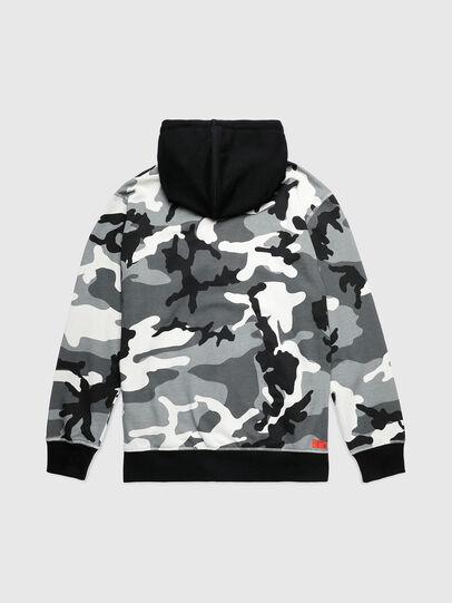 Diesel - UMLT-BRANDON-Z, Grey/Black - Sweaters - Image 2