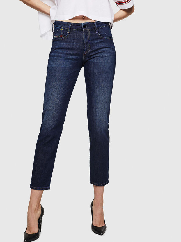 D-Rifty 082AY, Dark Blue - Jeans