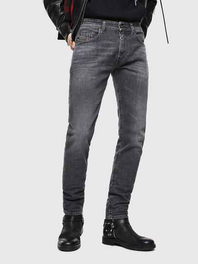 Diesel - Thommer 0095I, Black/Dark grey - Jeans - Image 1