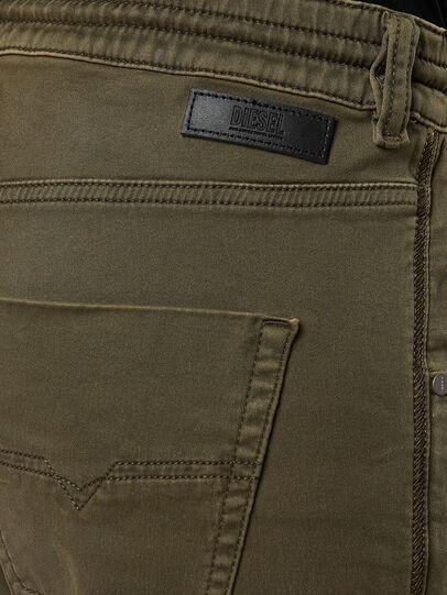 Diesel - Krailey JoggJeans® 0670M, Military Green - Jeans - Image 4