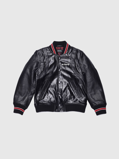 Diesel - JBILLY, Black - Jackets - Image 1