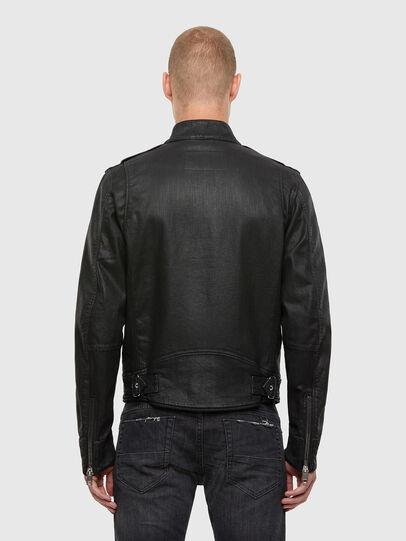 Diesel - D-JEI-TW, Black - Denim Jackets - Image 2