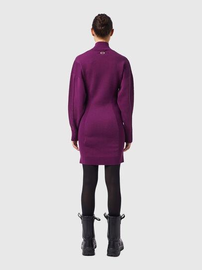 Diesel - M-NUNAVUT, Violet - Dresses - Image 2