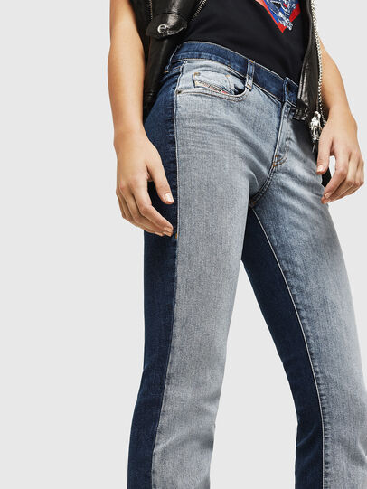 Diesel - D-Ebbey 069GR, Medium blue - Jeans - Image 3