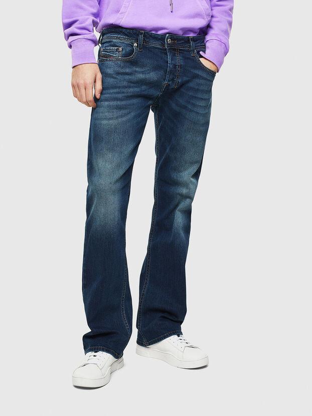 Zatiny 084BU, Dark Blue - Jeans