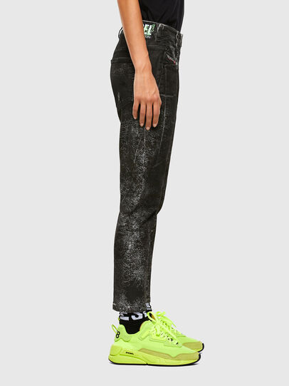 Diesel - Fayza 009DL, Black/Dark grey - Jeans - Image 5