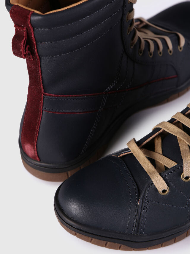 Diesel - D-VALADIUM, Blue - Boots - Image 7