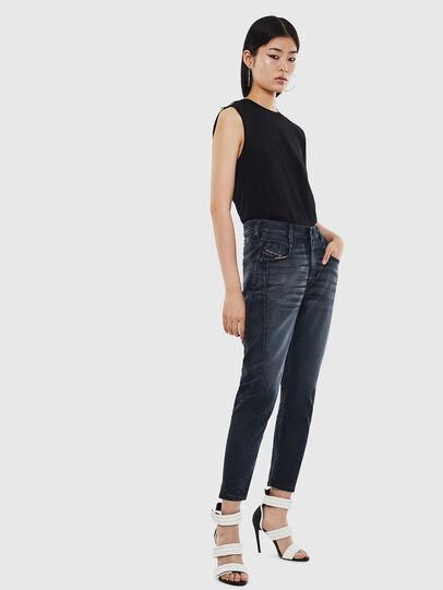 Diesel - FAYZA JoggJeans® 069MD, Dark Blue - Jeans - Image 6