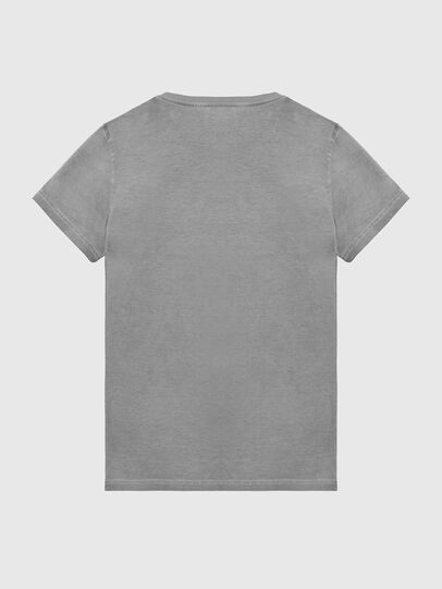 Diesel - T-DIEGO-LOGO, Dark grey - T-Shirts - Image 2