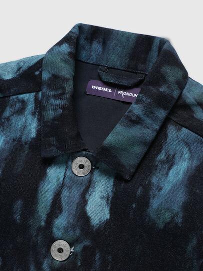 Diesel - PR-JK01, Dark Blue - Denim Jackets - Image 3