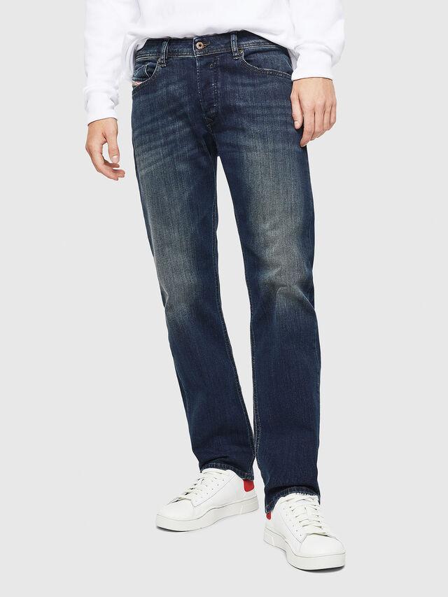 WAYKEE 0814W, Blue Jeans