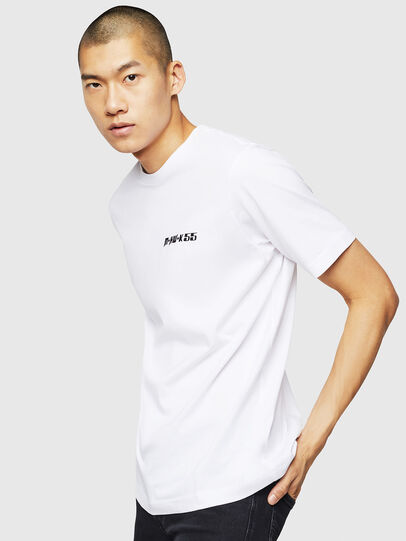 Diesel - T-JUST-B31,  - T-Shirts - Image 4
