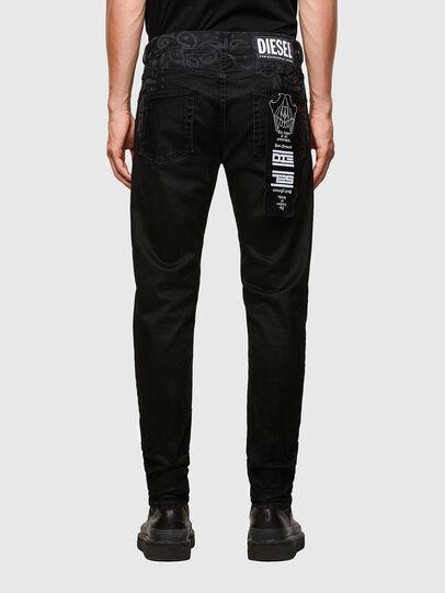 Diesel - D-Strukt 009KT, Black/Dark grey - Jeans - Image 2