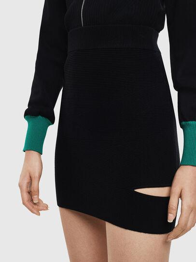 Diesel - M-SLAND, Black - Skirts - Image 3