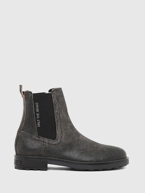 D-THROUPER CB, Black - Boots