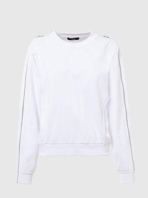 F-ROSETTA, White - Sweaters