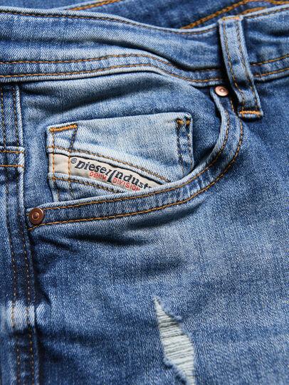 Diesel - THOMMER-J, Blue Jeans - Jeans - Image 3