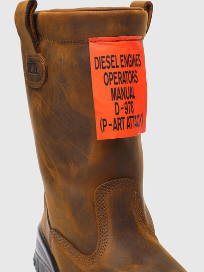 Diesel - H-WOODKUT CH, Brown - Boots - Image 5