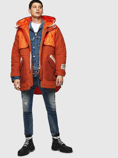 Diesel - W-KOVIK,  - Winter Jackets - Image 8