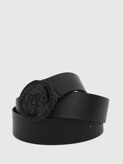 Diesel - B-TARZO, Black - Belts - Image 2
