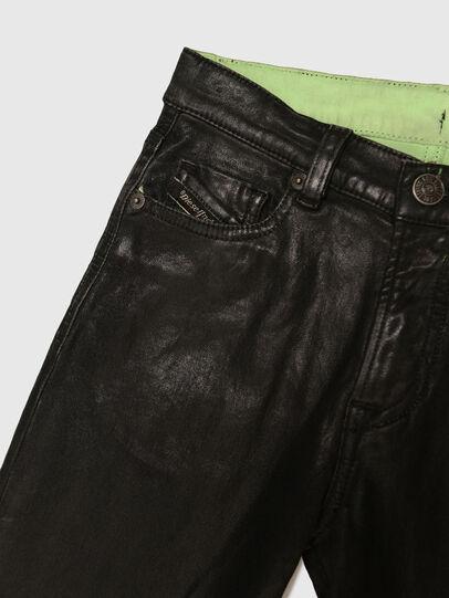 Diesel - MHARKY-J JOGGJEANS, Black/Green - Jeans - Image 3
