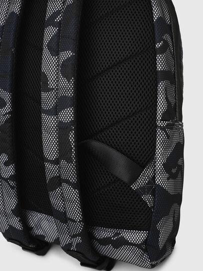 Diesel - MIRANO, Grey/Blue - Backpacks - Image 4